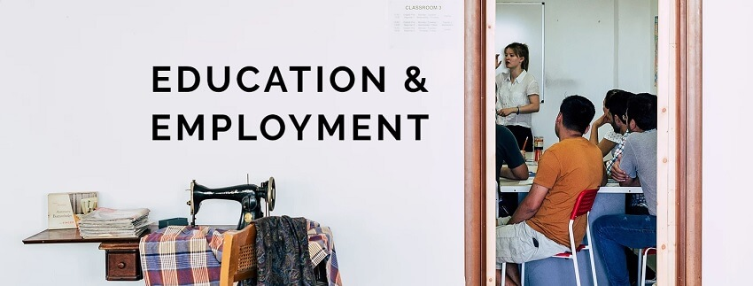 ANKAA Project Education and Employment