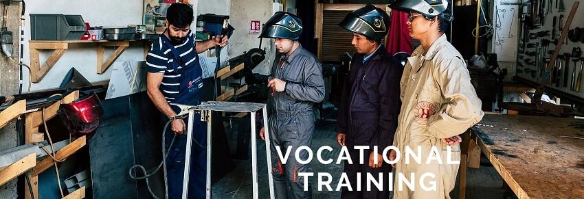 ANKAA Project Vocational Training