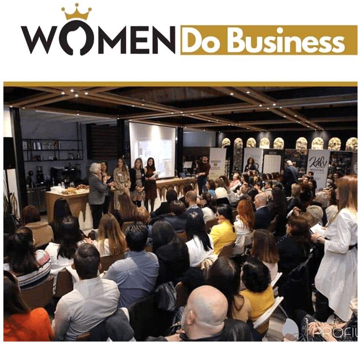 Δραστηριότητες Women Do Business