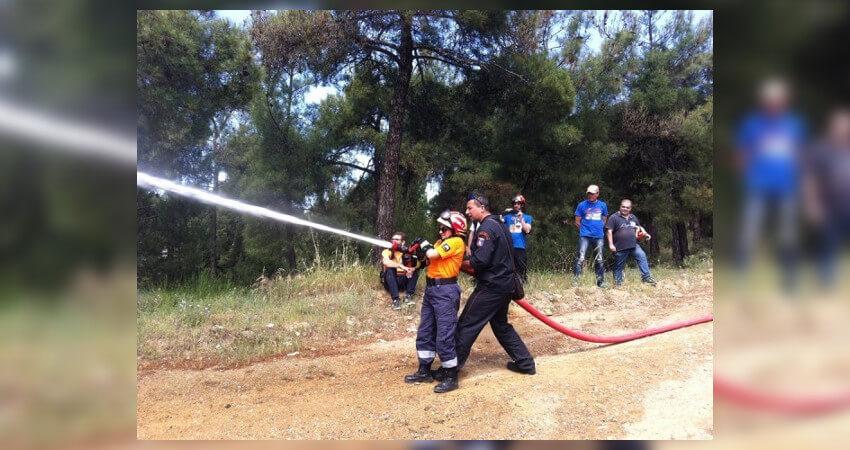 Οι πυρκαγιές είναι από τα σημαντικότερα προβλήματα στην Ελλάδα με τη φυσική καταστροφή και την προστασία του περιβάλλοντος να αποτελούν προτεραιότητα.