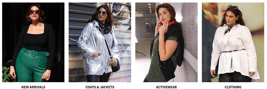E-xclusive Νέες Αφίξεις, activewear, coats & jackets, Clothing | YouBeHero
