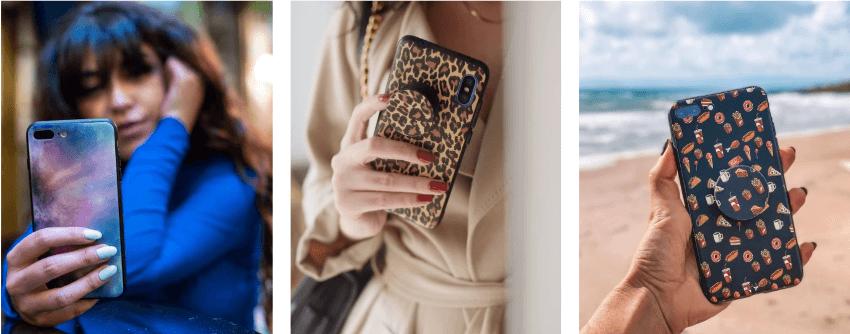 smartfits θήκες κινητών