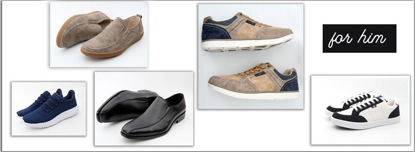 Ανδρικά παπούτσια στο eshoes.gr